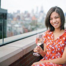 wijn drinken gezond