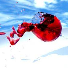 sufliet in wijn