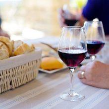Wijn-Vertraagd-Ouderdomsproces