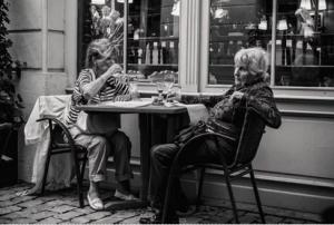 wijndrinker langer jong