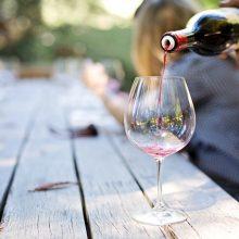 wijn warm of koud drinken